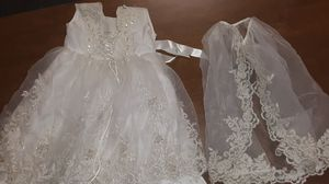 2t flower girl dress for Sale in Bartlesville, OK