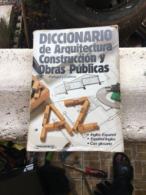 Dictionaries de arquitectura for Sale in Miami, FL