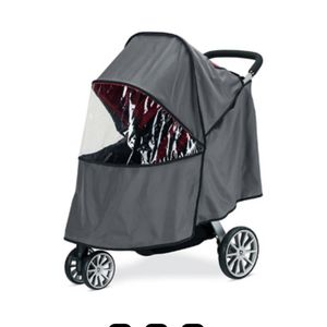 Baby stroller Weather Cover. Britax for Sale in Redondo Beach, CA