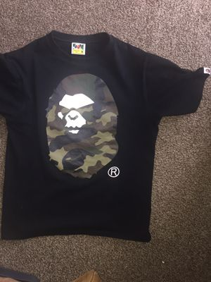 Exclusive bape shirt for Sale in Darnestown, MD