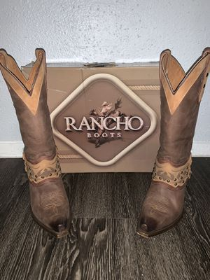 Women's Rancho boots for Sale in Houston, TX