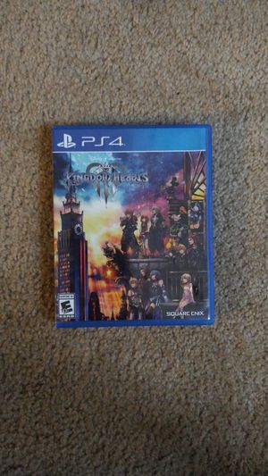 Kingdom hearts 3 for Sale in Irvine, CA