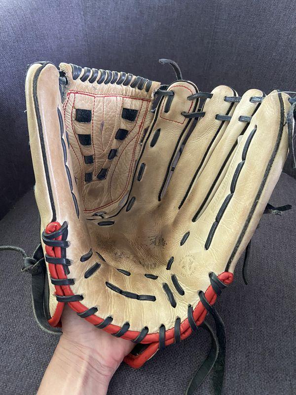 "Mizuno GCR1300 13"" Softball glove"