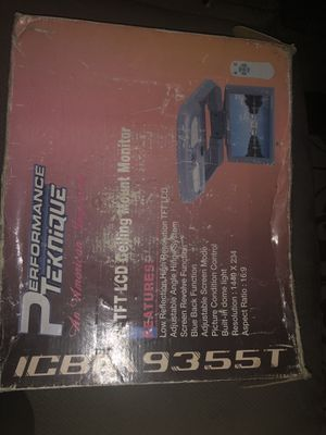 Ceiling mont Monitor for Sale in Los Angeles, CA