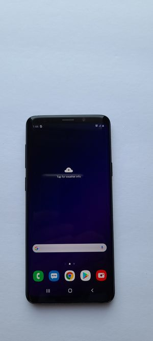 Samsung galaxy S9 Plus Factory Unlocked for Sale in Gilbert, AZ