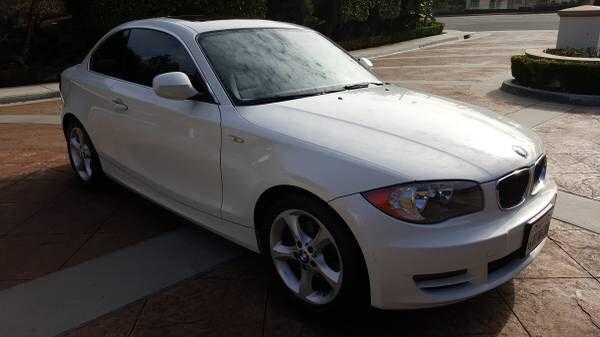 2011 BMW 128i sports coupe