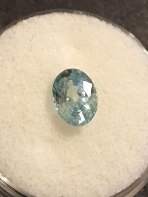 GEMSTONE 💎 NATURAL CAMBODIAN BLUE ZIRCON for Sale in Oronogo, MO