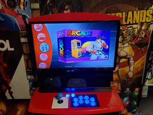 Homemade arcade cabinet (40,000+ games) for Sale in Flowery Branch, GA