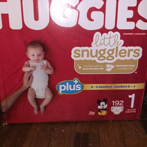 New Size 1 Diapers for Sale in Washington, DC