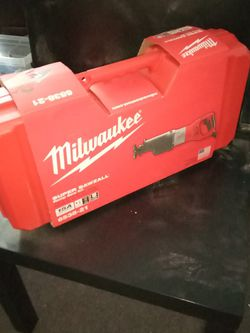 Milwaukee Super Sawzall for Sale in Beaverton,  OR