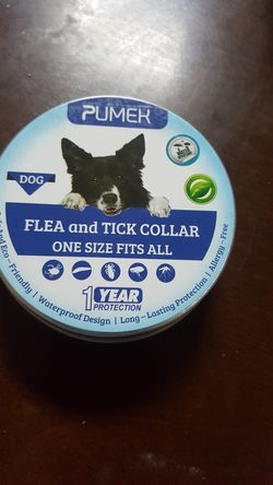 ONE SIZE FLEA COLLAR FOR DOGS for Sale in Los Angeles,  CA