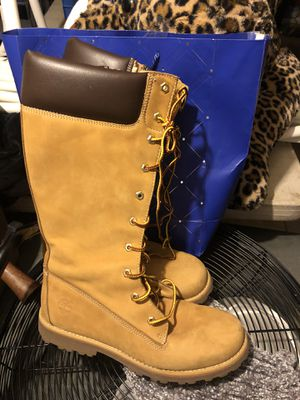 Timberland boots size 7 for Sale in Phoenix, AZ