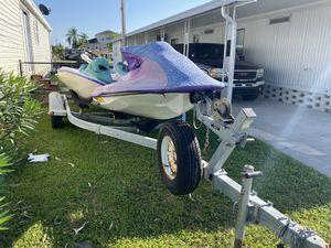 Seadoo 3 Jetski's and trailer for Sale in Hudson, FL