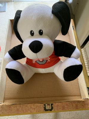 Hang on Sloopy teddy bear Ohio State. for Sale in Whitehall, OH
