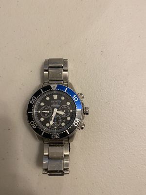 Seiko (Batman) Watch for Sale in Washington, DC