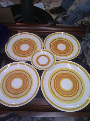 Cavalier Ironstone Royal China Dinner Plates for Sale in Linwood, NC