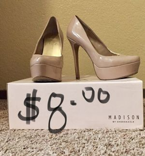 Jessica Simpson heels size 9 for Sale in Kingsburg, CA