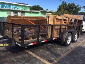Trailer utility 16ft x 6ft for Sale in Miami Gardens, FL