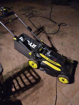 Ryobi 40v brushless lawn mower for Sale in Fresno, CA