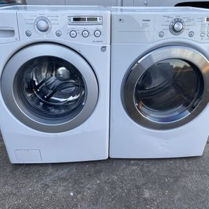 LG Washer And LG Electric Dryer for Sale in The Colony, TX