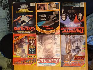 Vintage sci fi mags for Sale in Woodbury, NJ