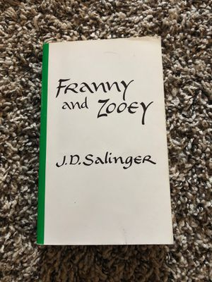 Franny and Zooey by j.d. Salinger for Sale in Aurora, CO