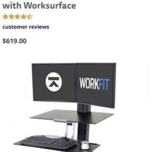 Ergotron Standing Desk for Sale in Hayward, CA