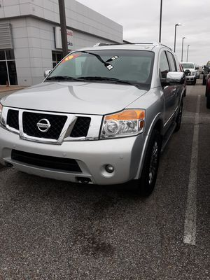 2015 Nissan Armada for Sale in Southaven, MS
