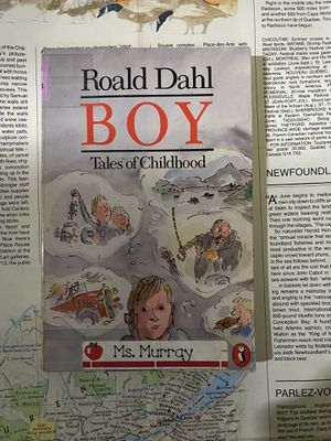 Boy : Tales of Childhood by Roald Dahl Book Novel for Sale in Chula Vista, CA