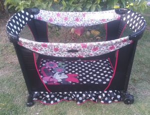 Minnie Mouse Playpen ONLY $15 for Sale in Ontario, CA