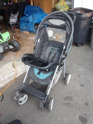 Stroller $15 kids seesaw $10 desk $25 for Sale in East Haven, CT