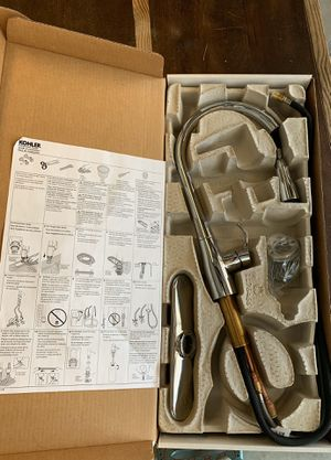 NEW Kohler Kitchen Faucet (Chrome) for Sale in Danville, CA