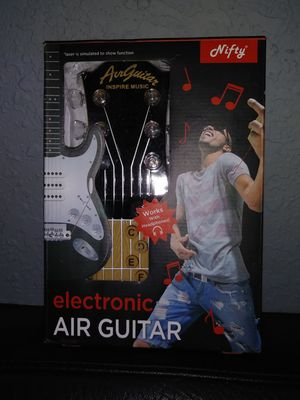 Electronic Air Guitar for Sale in St. Louis, MO