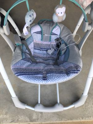 Baby swing for Sale in Allendale Charter Township, MI