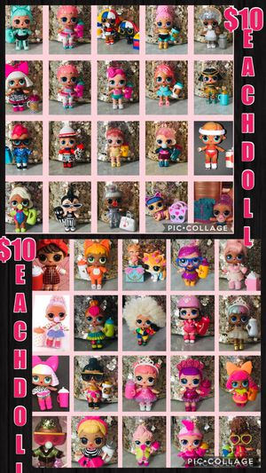 LOL Surprise Dolls $10 Each or 3/$25 for Sale in Hayward, CA