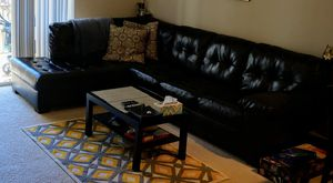 Moving Sale: Brown Couch for Sale in Alexandria, VA