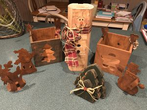 Rustic Christmas Collection - Final Sale! for Sale in Hialeah, FL