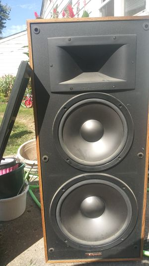 Klipsch audio speakers for Sale in Indianapolis, IN