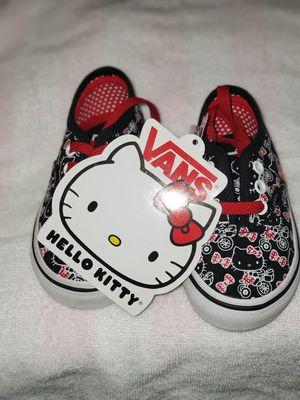 Brand New Hello Kitty Vans for Sale in Baldwin Park, CA