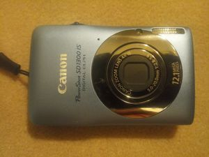 Canon digital camera for Sale in Lancaster, PA