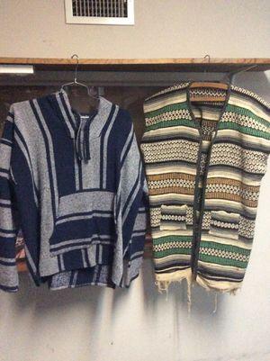 Mexican vintage vest with fringe for Sale in Fullerton, CA