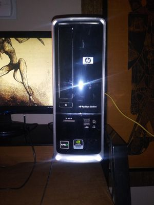 Hp Slimline windows 10 for Sale in Lakeview, OH
