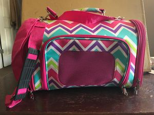 Cat or Small Dog Carrier Great Condition for Sale in Christiansburg, VA