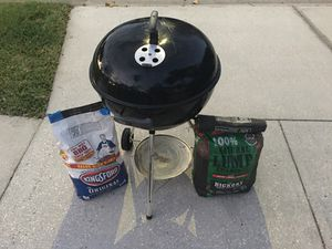 Weber original kettle BBQ Grill for Sale in Tampa, FL