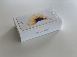 iPhone 6 box for Sale in Redmond, WA
