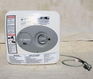 Used Bosch Electric Mini-Tank Water Heater Ti 2.5-Gallon for Sale in San Jose, CA