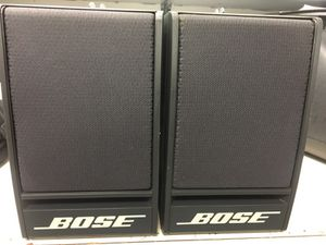 Pair of Bose 141 Speakers for Sale in Westerville, OH