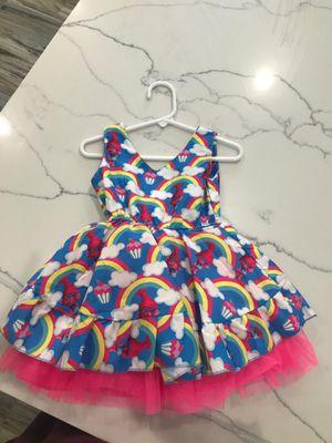 Trolls party dress for Sale in Pembroke Pines, FL