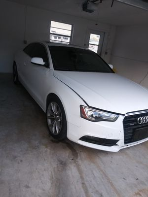 Audi a5 2014 part out for Sale in Coral Springs, FL