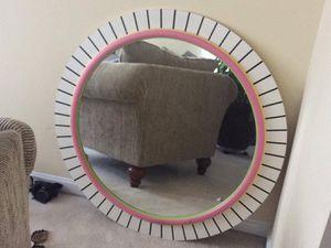 Large mirror for Sale in Ashburn, VA